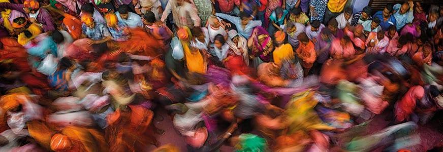 India's Rush Towards a Cashless Economy