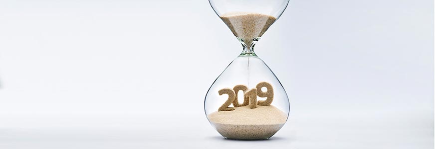 The Countdown to 2019 Begins