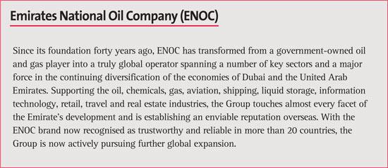 Emirates National Oil Company (ENOC)