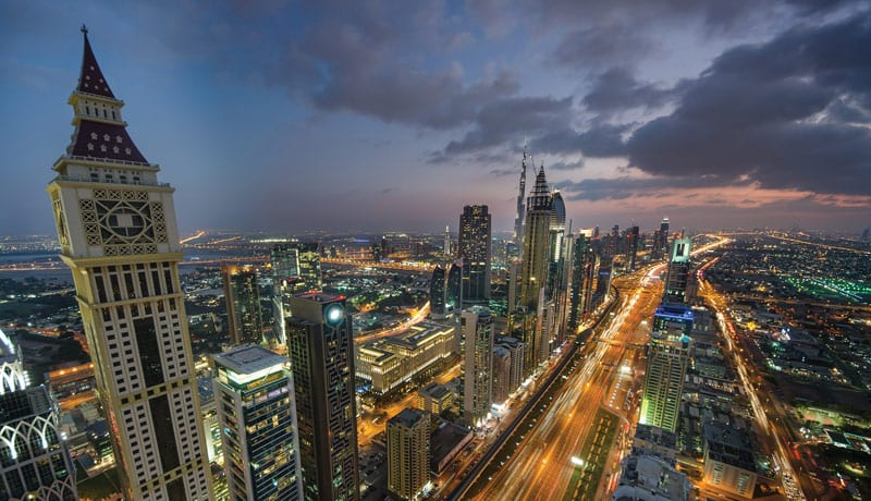 A Partner for Multinational Corporations in UAE