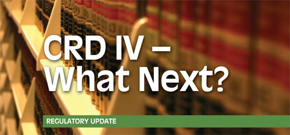 CRD IV - What Next?