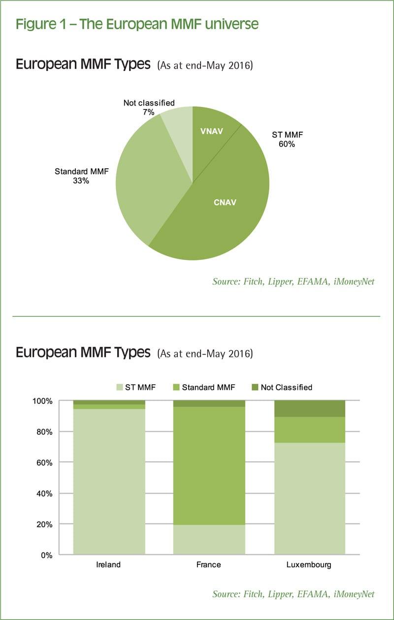 Figure 1 - The European MMF Universe