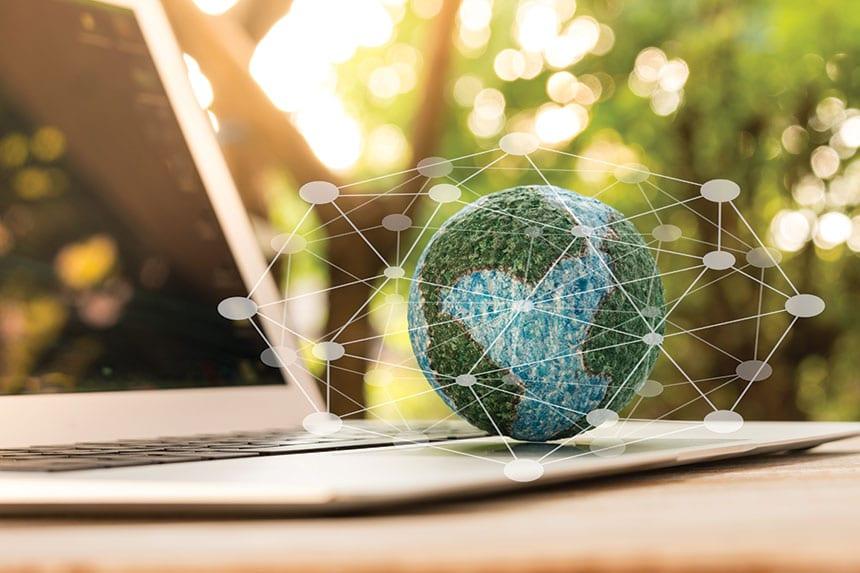 Going Global, Going Digital
